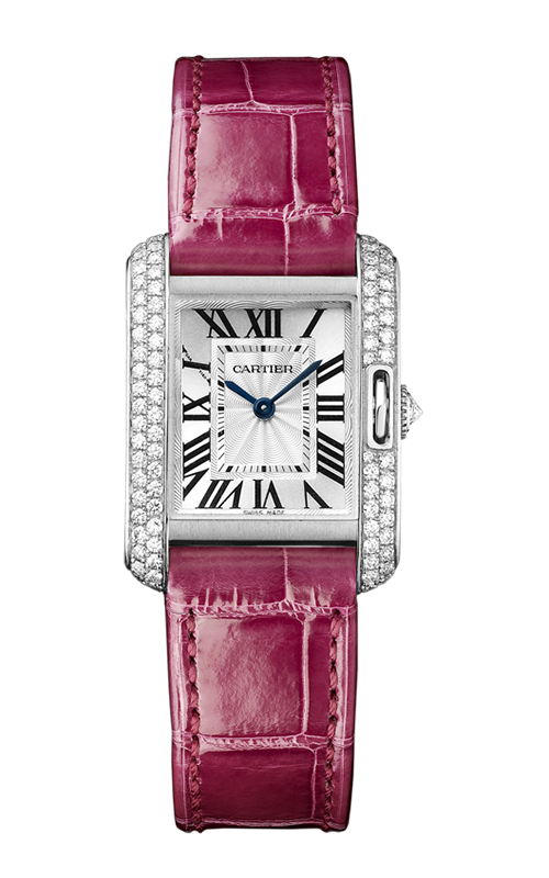 Cartier Tank Anglaise Watch WT100015 product image