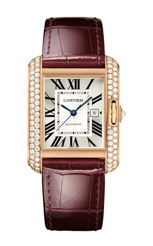 Cartier Tank Anglaise Watch WT100016 product image