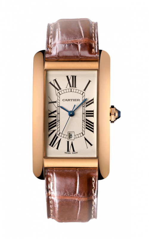 Cartier Tank Américaine Watch W2609156 product image