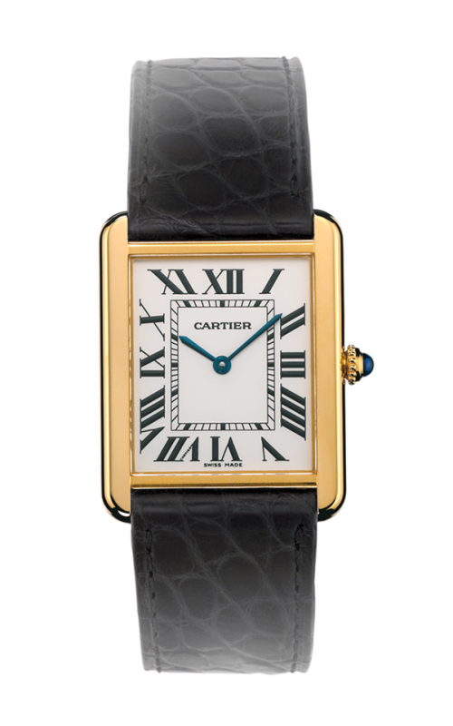 Cartier Tank Solo Watch W5200004 product image