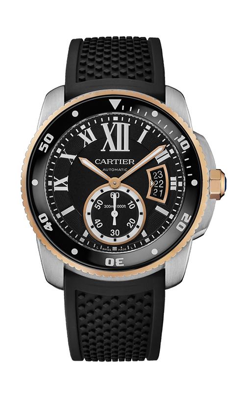 Cartier Calibre de Cartier Diver Watch W7100055 product image
