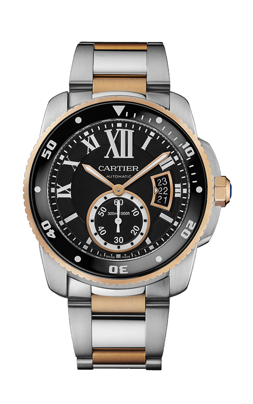 Cartier Calibre de Cartier Diver Watch W7100054 product image