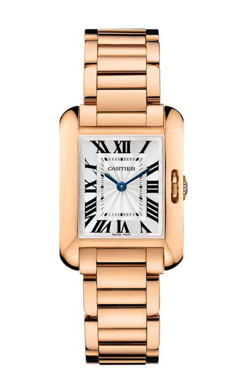 Cartier Tank Anglaise Watch W5310013 product image