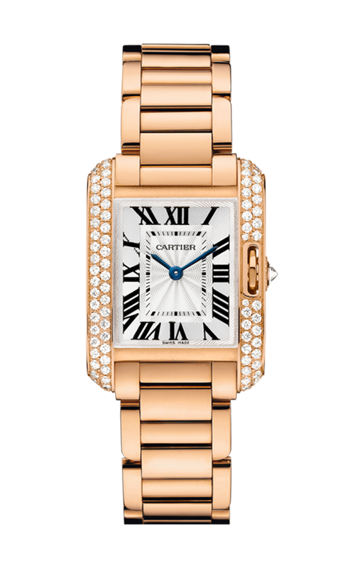 Cartier Tank Anglaise Watch WT100002 product image