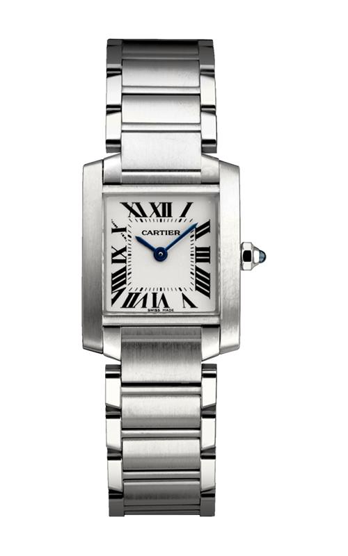 Cartier Tank Française Watch W51008Q3 product image