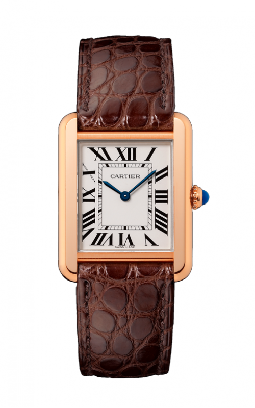Cartier Tank Solo Watch W5200024 product image