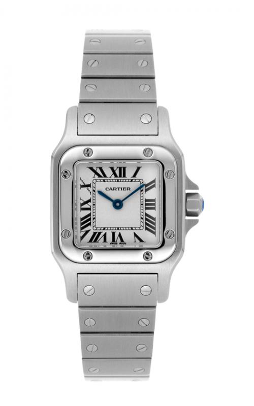 Cartier Santos de Cartier Galbée Watch W20056D6 product image