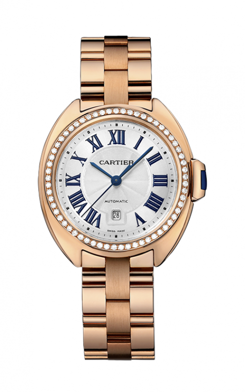 Cartier Clé de Cartier Watch WJCL0003 product image