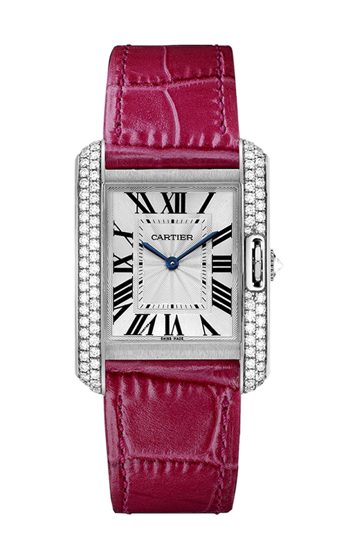 Cartier Tank Anglaise Watch WT100030 product image