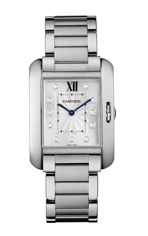 Cartier Tank Anglaise Watch W4TA0004 product image