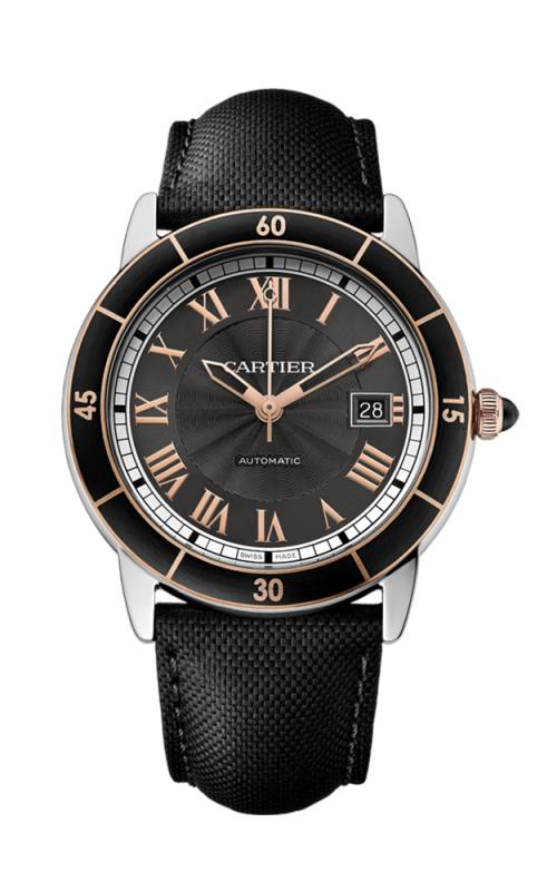 Cartier Ronde Croisière de Cartier Watch W2RN0005 product image
