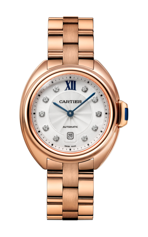 Cartier Clé de Cartier Watch WJCL0034 product image