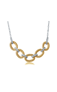 Charles Garnier Necklaces Paolo Collection MLN8204YWZ17