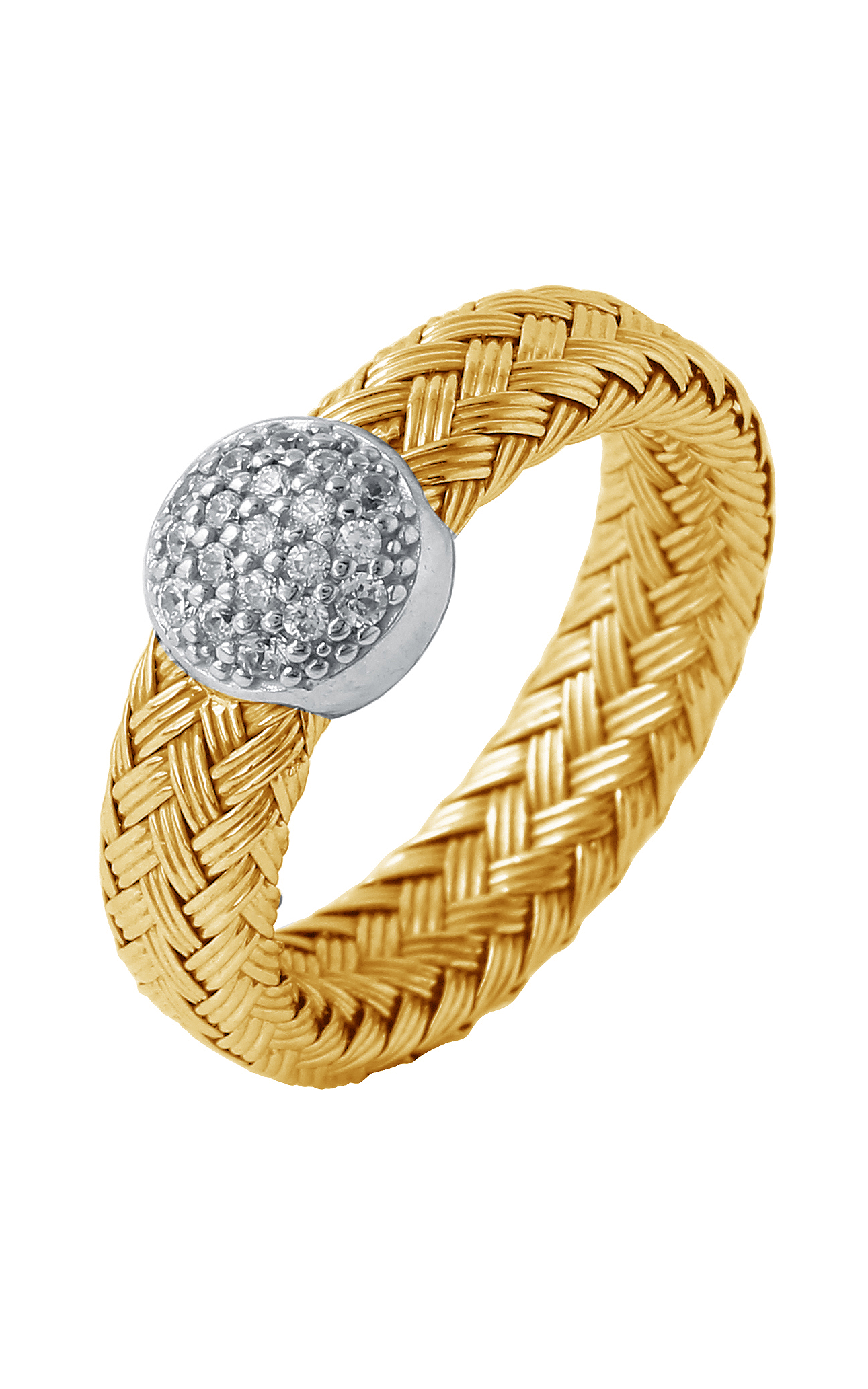Charles Garnier Fashion Rings Fashion ring Paolo Collection MLR8062YWZ70 product image