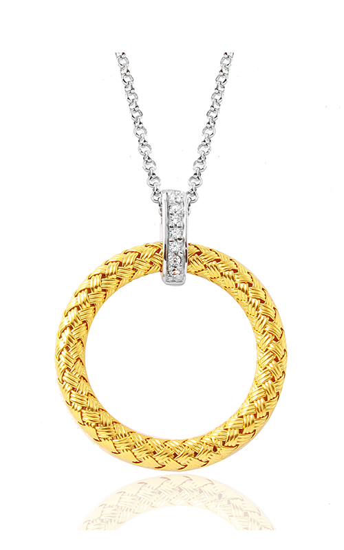 Charles Garnier Necklaces Necklace Paolo Collection MLP8144YWZ18 product image