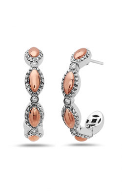 Charles Krypell Sterling Silver Earrings 1-6964-FFSPD product image