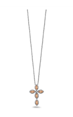 Charles Krypell Sterling Silver Necklace 4-6966-FFSP27 product image