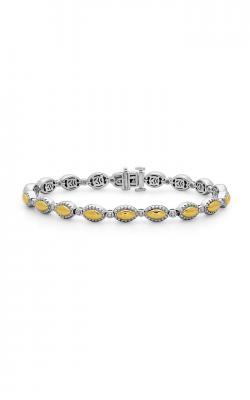 Charles Krypell Sterling Silver Bracelet 5-6963-FFSG product image