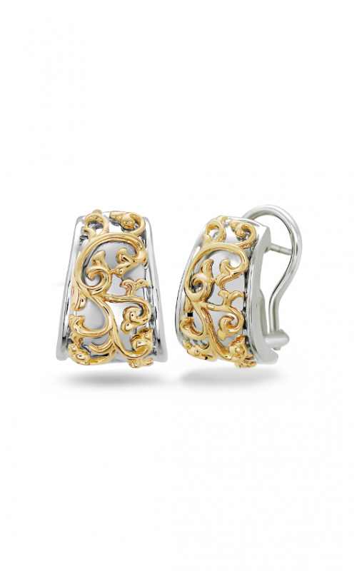 Charles Krypell Sterling Silver Earrings 1-6974-ILSG product image
