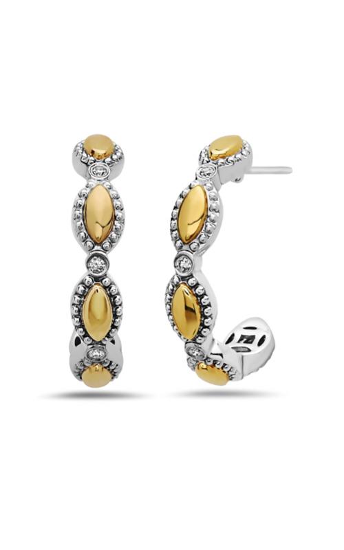 Charles Krypell Sterling Silver Earrings 1-6964-FFSGD product image