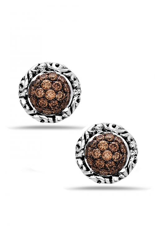 Charles Krypell Sterling Silver Earrings 1-6944-SBRP product image