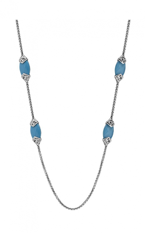 Charles Krypell Sterling Silver Necklace 4-6953-TQ product image