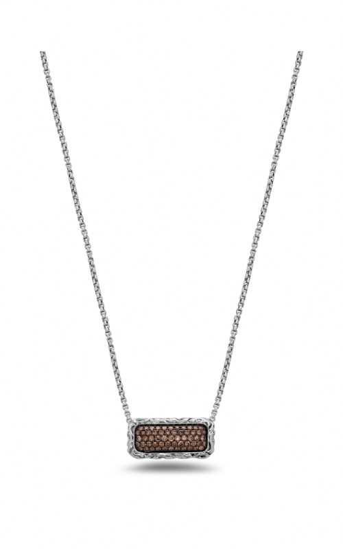 Charles Krypell Sterling Silver Necklace 4-6977-SBRP product image