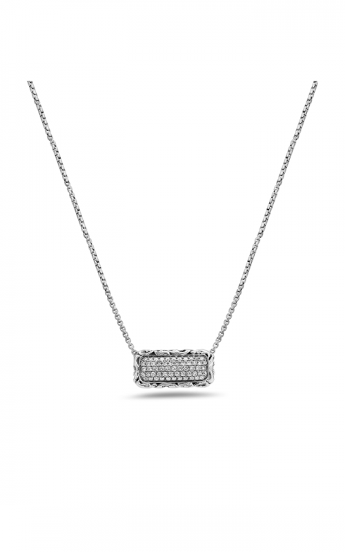 Charles Krypell Sterling Silver Necklace 4-6977-SWHTP product image