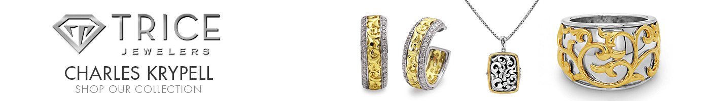 Charles Krypell Jewelry at Trice Jewelers
