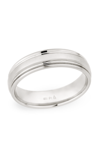 Christian Bauer Men's Wedding Bands 273011