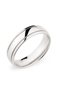 Christian Bauer Men's Wedding Bands 273398