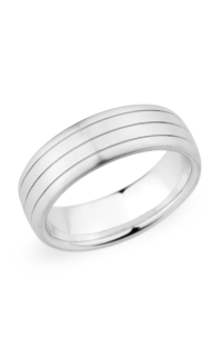 Christian Bauer Men's Wedding Bands 274026