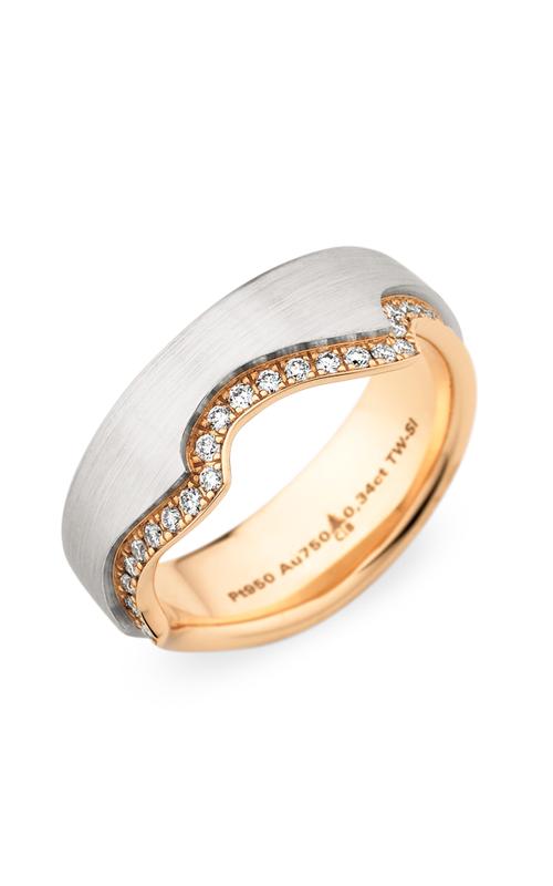 Christian Bauer Ladies Wedding Band 246805 product image