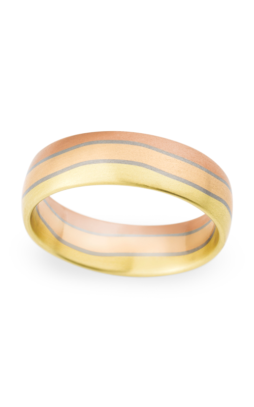 Christian Bauer Men's Wedding Band 272718 product image