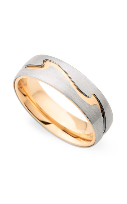 Christian Bauer Men's Wedding Band 274118 product image