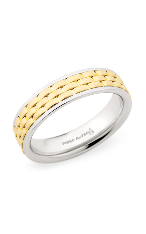Christian Bauer Men's Wedding Band 274258 product image