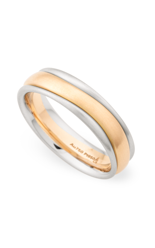 Christian Bauer Men's Wedding Band 274279 product image