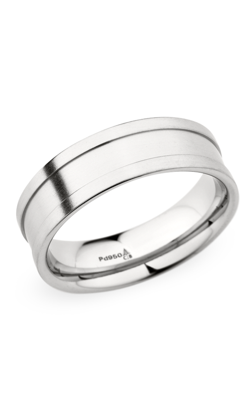 Christian Bauer Men's Wedding Band 274299 product image