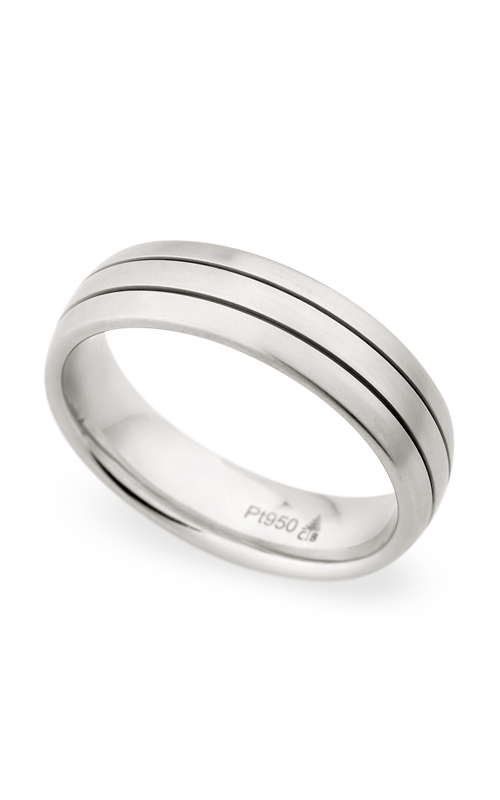Christian Bauer Men's Wedding Bands 273850 product image