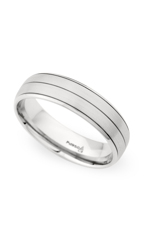 Christian Bauer Men's Wedding Bands 274210 product image