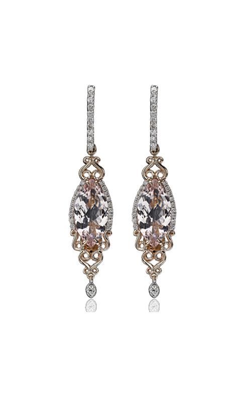 Christopher Designs Earrings E56E-MQ147M-MO product image