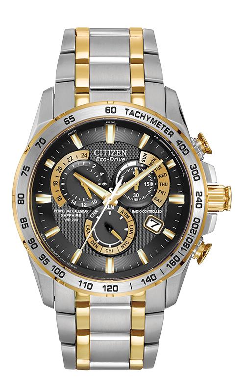 Citizen Men's Chronograph AT4004-52E product image