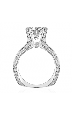 Claude Thibaudeau La Royale Engagement Ring MODPLT-1683 product image