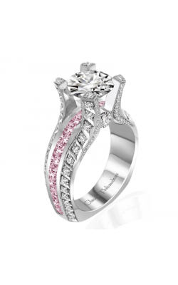 Claude Thibaudeau La Royale Engagement Ring MODPLT-10051-MPR product image