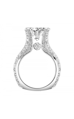 Claude Thibaudeau La Royale Engagement Ring MODPLT-1920-MP product image