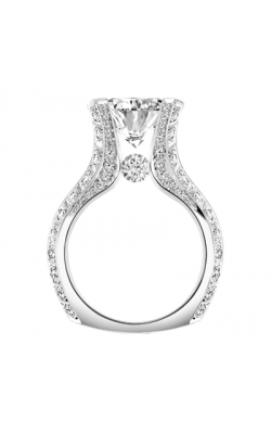 Claude Thibaudeau La Royale Engagement Ring MODPLT-1961-MP product image