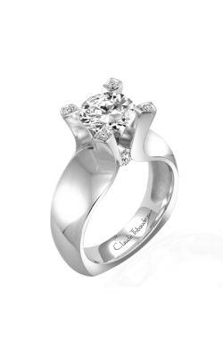 Claude Thibaudeau La Royale Engagement Ring MODPLT-1740 product image