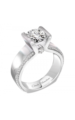 Claude Thibaudeau La Cathedrale Engagement ring PLT-1999-MP product image