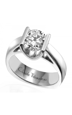 Claude Thibaudeau La Cathedrale Engagement Ring PLT-1327 product image