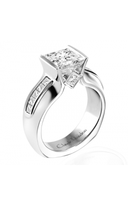 Claude Thibaudeau La Cathedrale Engagement Ring PLT-1782 product image